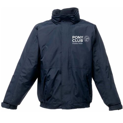 F Polden Hills Jacket - FRONT