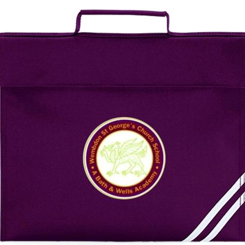 Wembdon Bookbag