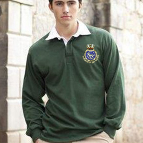 Long Sleeved Rugby Top