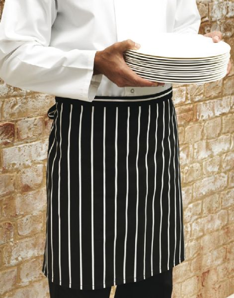 a75cd27ffb Stripe Half Apron PR168 | Jual Branded Clothing, Workwear & Uniforms