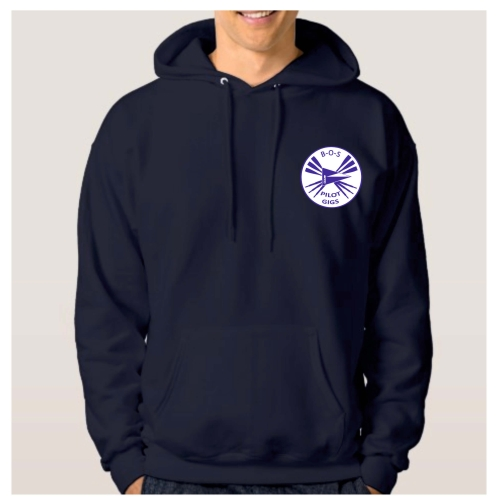 BOS - HOODY FRONT