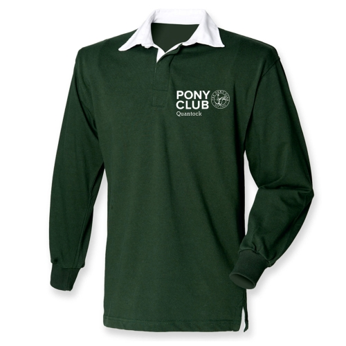 F Quantock Rugby Shirt
