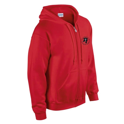 GD58 ZIP - RED