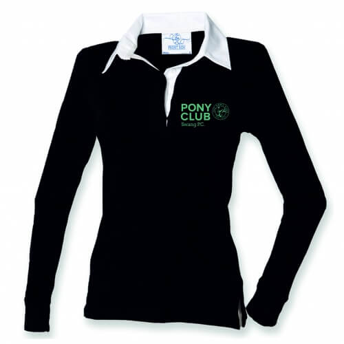 Ladies Rugby Shirt - FR101
