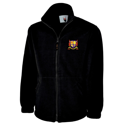 Marketeers Zip Fleece - UC604