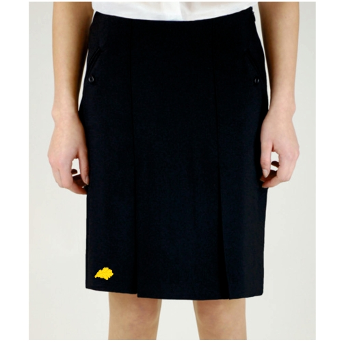 Single Pleat Skirt