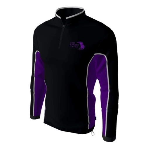 West Somerset 1-4 Zip Top