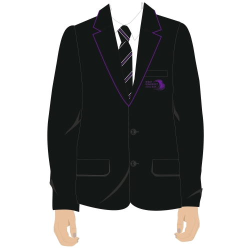 West Somerset Boys Blazer