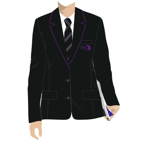 West Somerset Girls Blazer