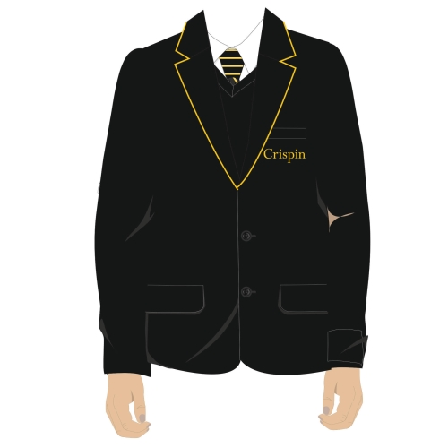Crispin School Boys Blazer