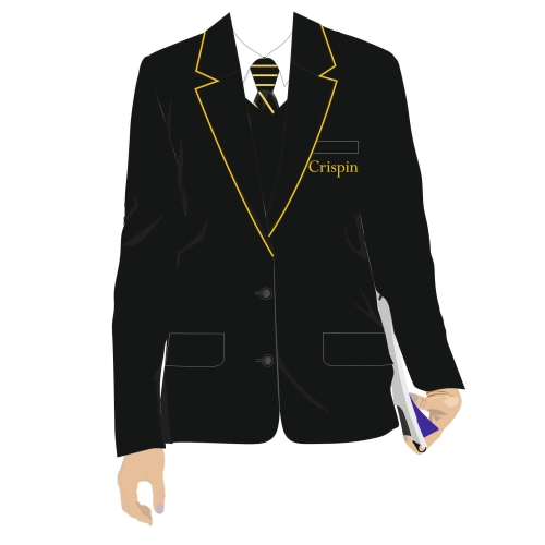 Crispin School Girls Blazer