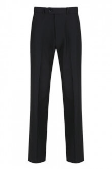 Crispin Slim Fit Trousers - TLT-BLK