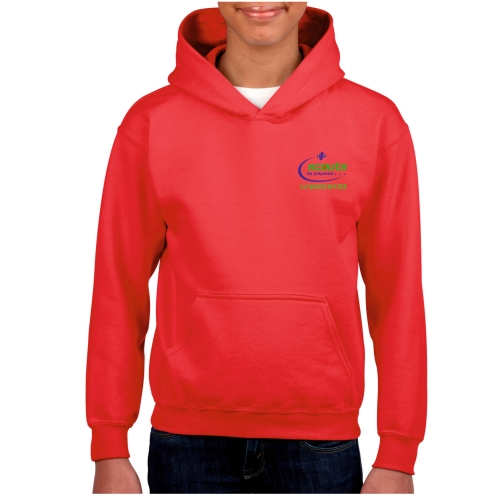 Scout Hoody - FRONT