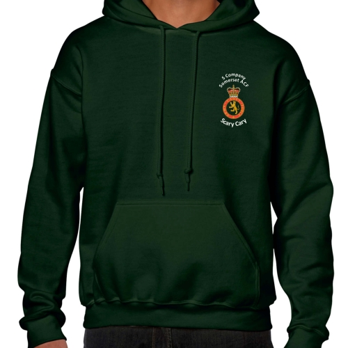 SACF - Adult Hoody - GD57 (FRONT)