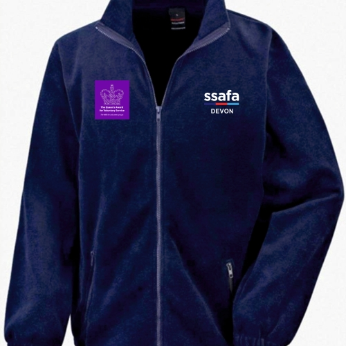 SSAFA Devon Fleece