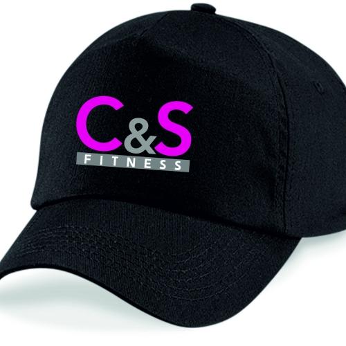 C & S Fitness Cap - Black