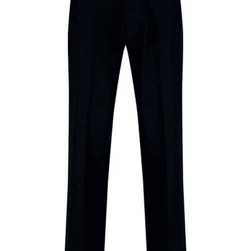STURDY FIT TSF BLACK TROUSER