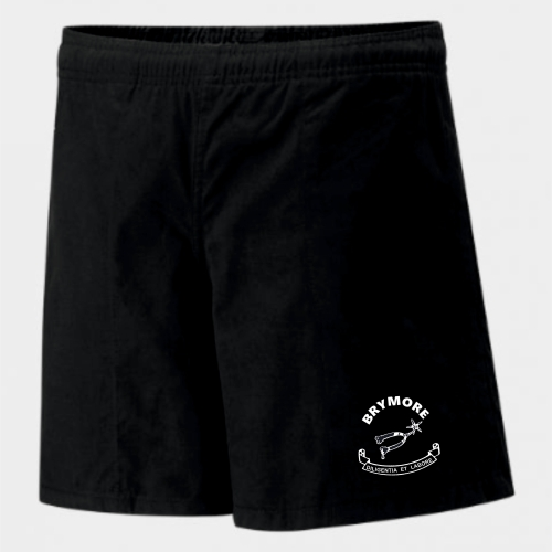falcon p227 shorts black