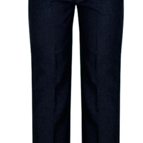 trutex classic fit grey trouser grey